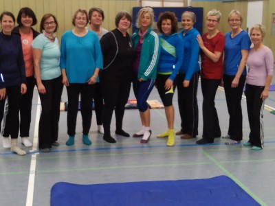 Trainingsgruppe Pilates