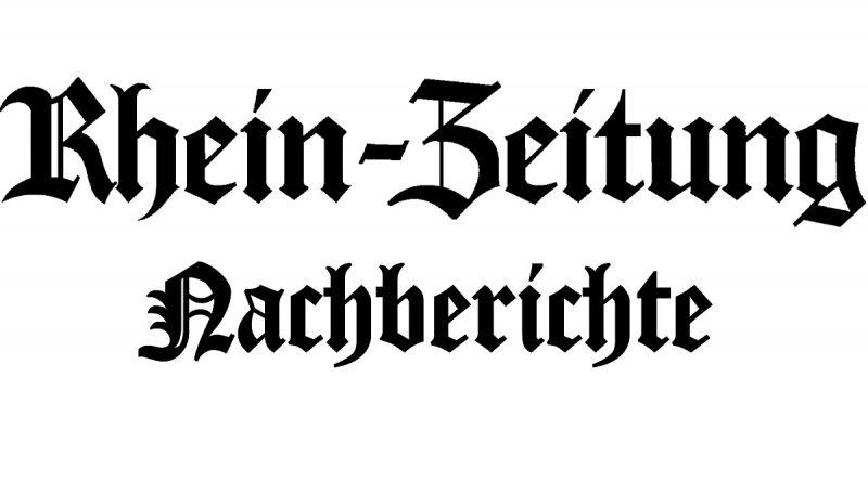 Rheinzeitung - Nachberichte