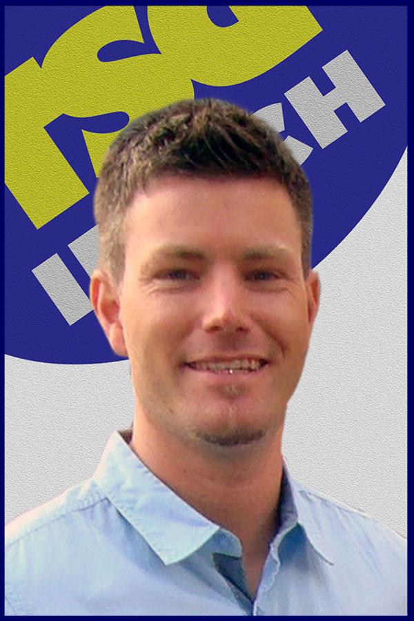 Trainer der F-Jugend: Christian Krechel