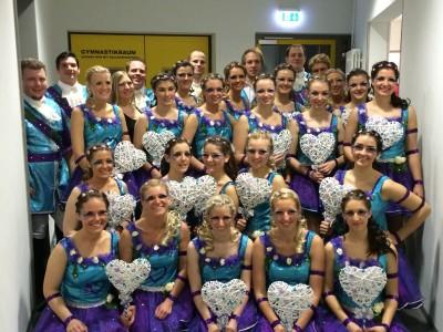 Funky Diamonds - Tanzgruppe der TSG Irlich