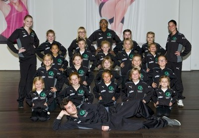 Little Diamonds - Kinder-Tanzgruppe der TSG Irlich