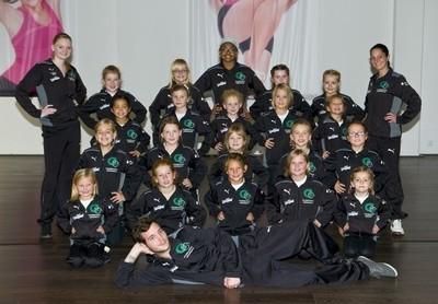 Little Diamonds - Kinder-Tanzgruppe der TSG Irlich