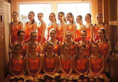 Magic Diamonds - Jugend-Tanzgruppe der TSG Irlich