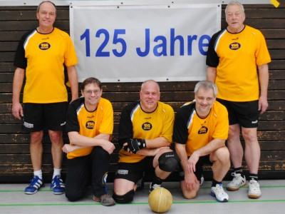 Prellball-Team der TSG Irlich