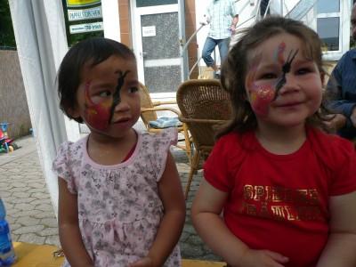 TSG Irlich - Kinderturngruppe beim Vaddertag 2009