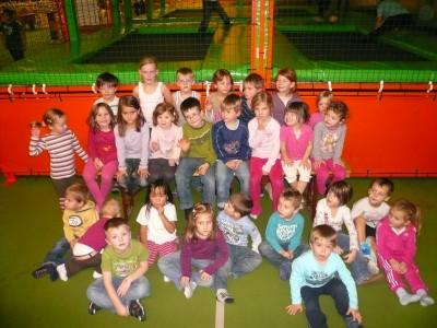 TSG Irlich - Kinderturngruppe bei der Weihnachtsfeier 2011
