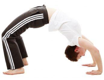 Gesunde und sportliche Übungen bietet die TSG Irlich in verschiedenen Bereichen an.