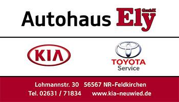 Autohaus Toyota-Ely GmbH