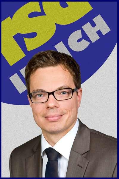 Vorstand Verwaltung - Alexander Hof