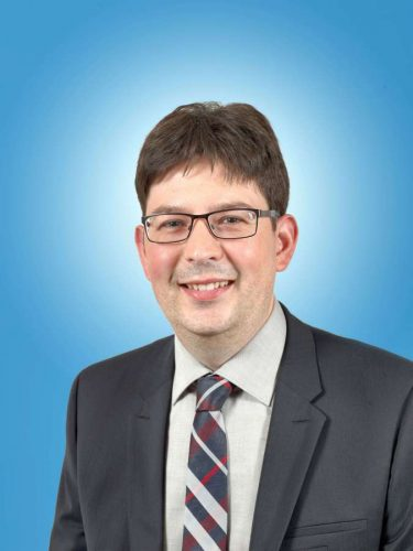 Michael Mang - Beigeordneter der Stadt Neuwied