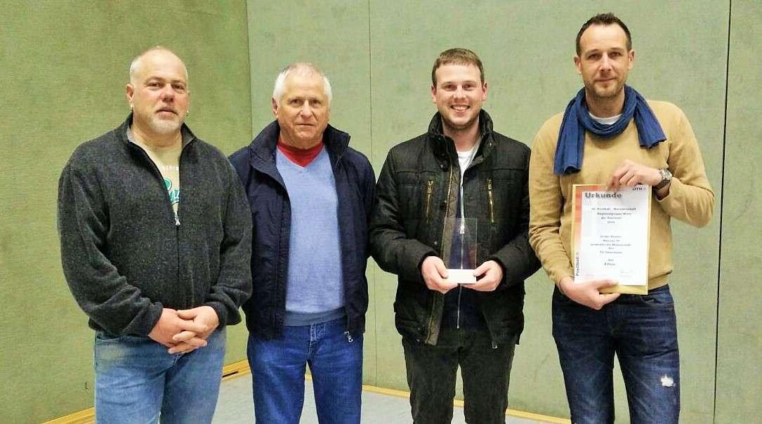 TSG Irlich in Spielgemeinschaft mit dem TV Odernheim bei den Westdeutschen Prellballmeisterschaften in Meinerzhagen