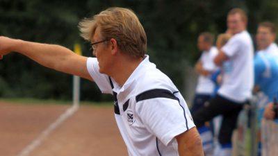 Die TSG Irlich bedankt sich bei ihrem bisherigen Trainer Michael Schneider für sein Engagement.