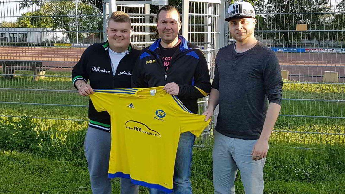 Mit Dustin Schneider (li) und Timo Fries (re) konnte der Trainer der 2. Mannschaft Torsten Schug zwei Jungs reaktivieren. Vor allem für die breite im Kader und die gute Stimmung werden beide wertvoll sein.