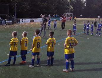 Statt des einen angesetzten Spiels der F-Jugend der TSG Irlich gegen den SV Feldkirchen, machten die Trainer der Nachbarvereine kurzerhand zwei Partien.