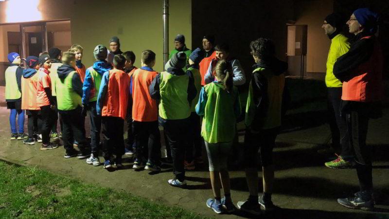 Die D-Jugend der JSG Wied/Irlich versammelte sich zu m Auftakt der Vorbereitung zahlreich.