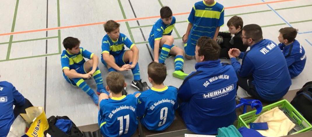 D-Jugend startet nach erfolgreicher Hallenrunde in die Vorbereitung