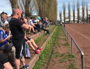 Optimale Wetterbedingungen und zahlreiche Zuschauer. Das Remis der TSG Irlich gegen die SG Niederbreitbach/Waldbreitbach II hatte sehr gute Rahmenbedingungen.