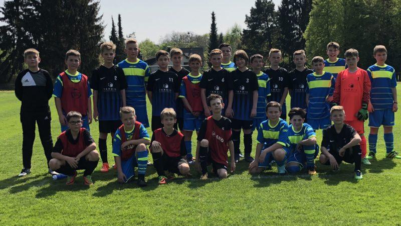 Die D1 der JSG Wied/Irlich ist erfolgreich in die Spielzeit 2018 / 2019 gestartet.