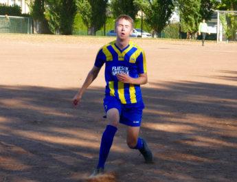 Die TSG Irlich blieb beim SV Leubsdorf zum ersten Mal in dieser Saison auswärts ohne Gegentreffer. Daran hatte auch Christopher Ludwig seinen Anteil.