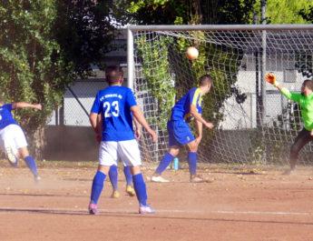 Nach einer starken Kombination über die rechte Seite, konnte der FC Unkel den Ball hier ebenso Stark im Netz unterbringen. Dies war das zwischenzeitliche 2:1 aus Sicht der Gäste.