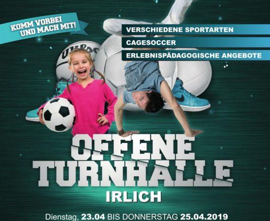 Offene Sporthalle Irlich 2019