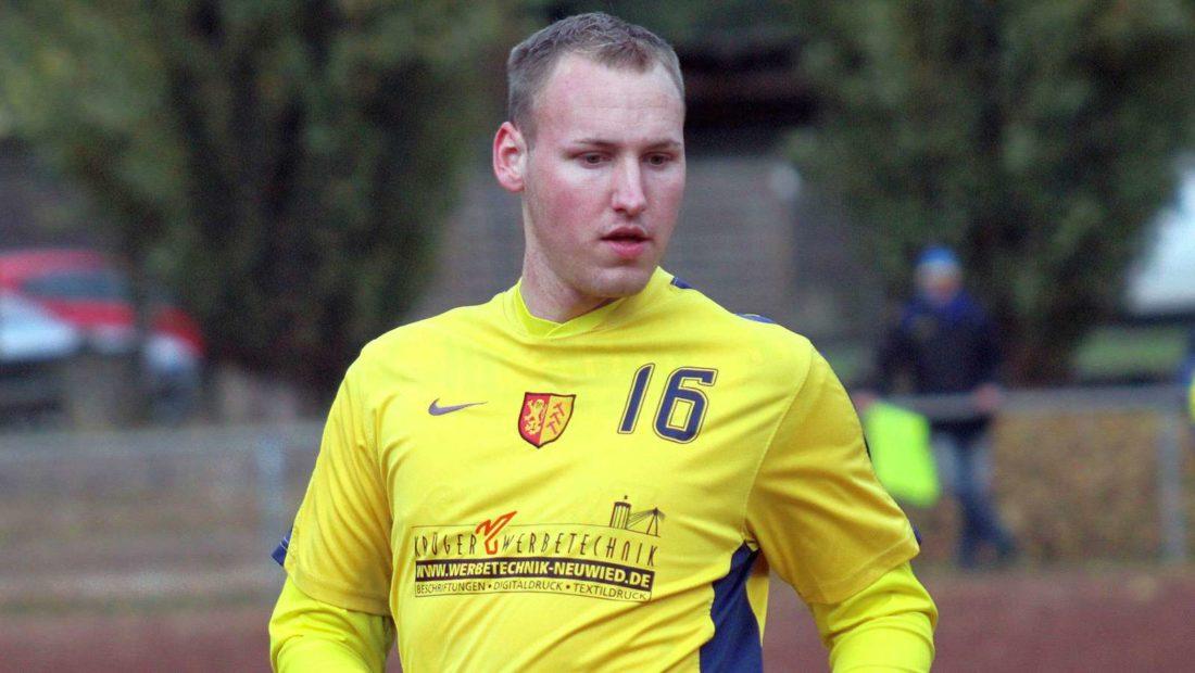 Musste nach einer roten Karte das Spiel vorzeitig beenden: TSG-Abwehrspieler Tobias Kunz.