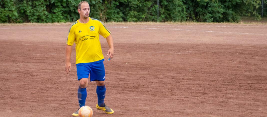 Mann für die wichtigen Tore: Dominik Werner