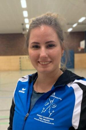 Emmy Driesch - Trainerin Funky Diamonds