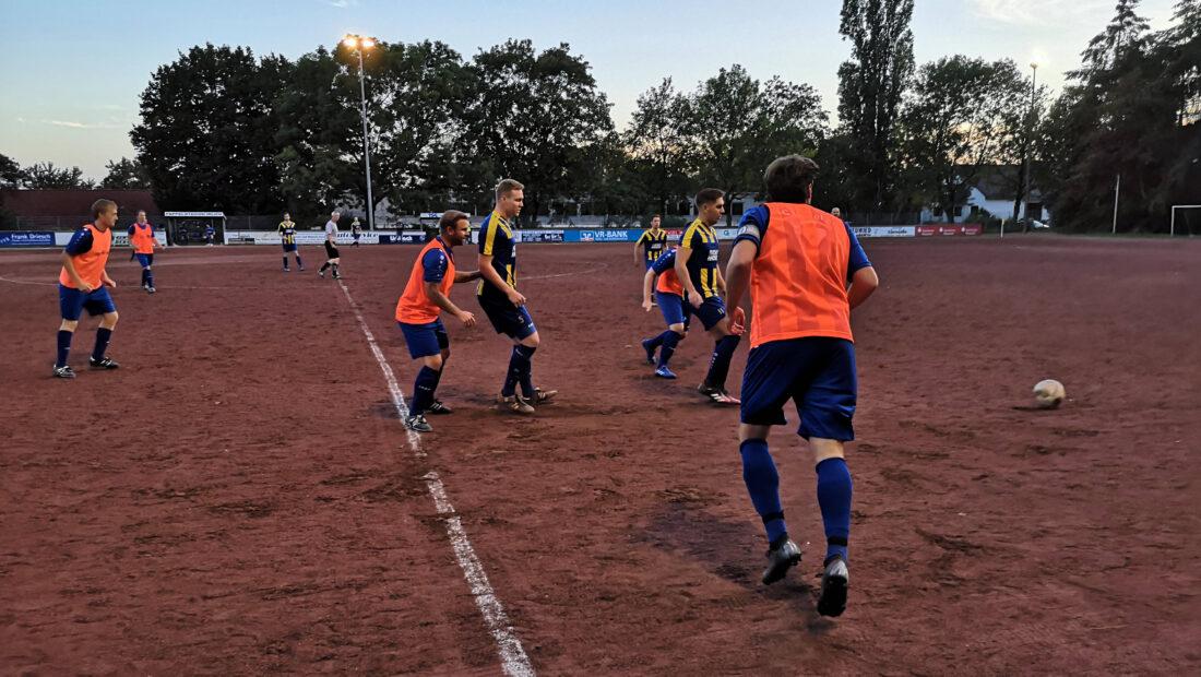 Im ersten Pflichtspiel der Saison konnte die TSG Irlich die zweite Runde erreichen.