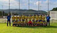 Bei der U17 der JSG Irlich/Wied steigt die Vorfreude auf die Fußball-Woche!
